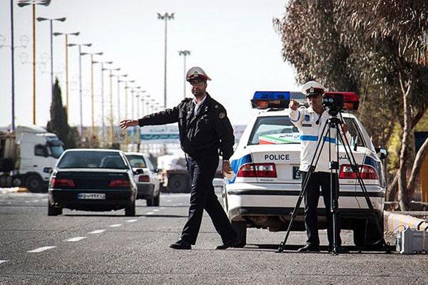 اعلام حداکثر و حداقل سرعت مجاز در آزادراهها