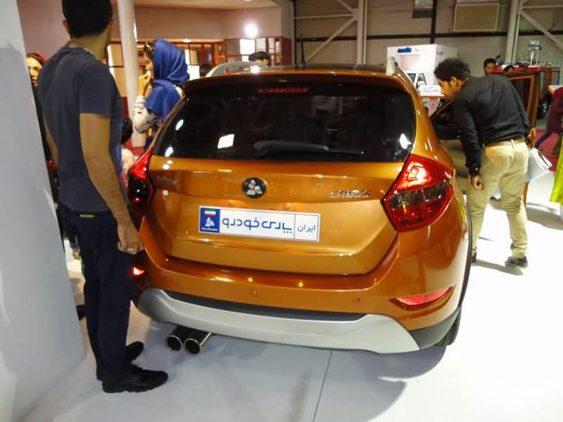عرضه برلیانس C3 محصولی جدید از پارس خودرو مردادماه در ایران + حدود قیمت