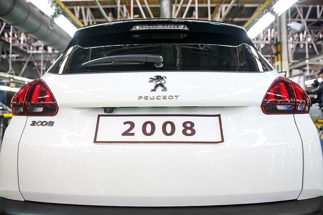 پژو ۲۰۰۸ تنها از طریق ایران خودرو به فروخته می شود