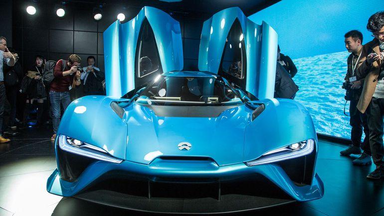 سوپر خودروی جدید Nio وارد بازار میشود