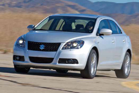 چرا سوزوکی کیزاشی در بازار خودروی ایران شکست خورد؟