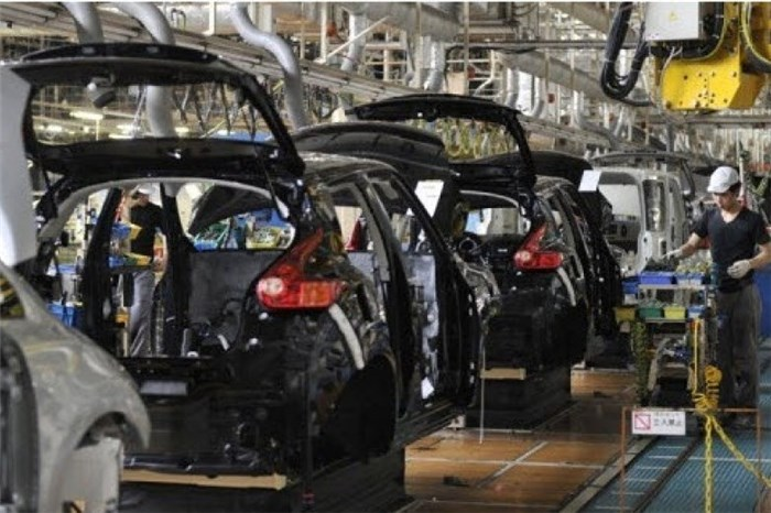وضعیت مطلوب زنجیره خودروسازی کشور در سال اول برجام