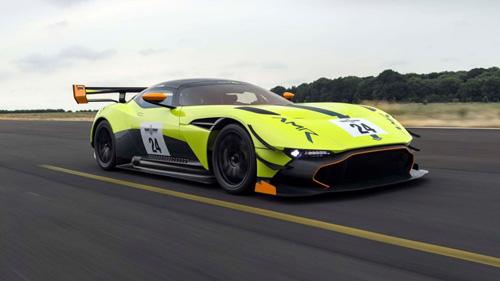 معرفی جدید ترین ابر خودروی مسابقه ای استون مارتین