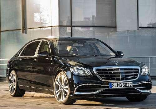 معرفی مرسدس بنز به عنوان پرفروش ترین برند لوکس خودرو در جهان