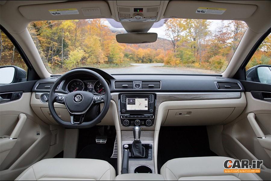 بررسی فولکسواگن پاسات، خودروی پرفروش آلمانها