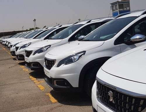 خودروی جدید پژو 2008 در انتظار ورود به جادههای ایران