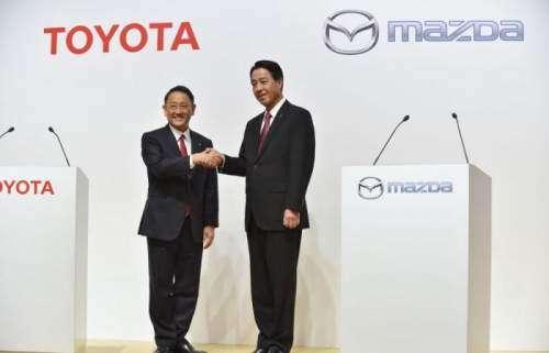 اعلام رسمی همکاری دو خودوساز بزرگ ژاپنی تویوتا و مزدا