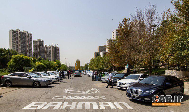 حضور گروه بهمن در ششمین گردهمایی بسترن سواران