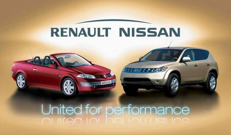معرفی رسمی گروه رنو-نیسان به عنوان بزرگترین خودروساز جهان