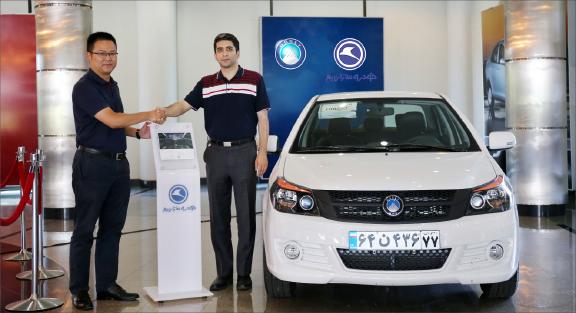 GC6؛ خودروی مناسب و سرشناس برای بازار ایران