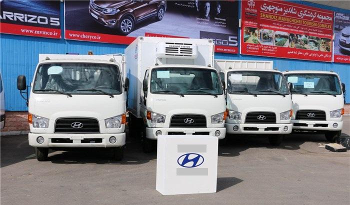 قرارداد همکاری ایران خودرو دیزل با هیوندای منعقد شد