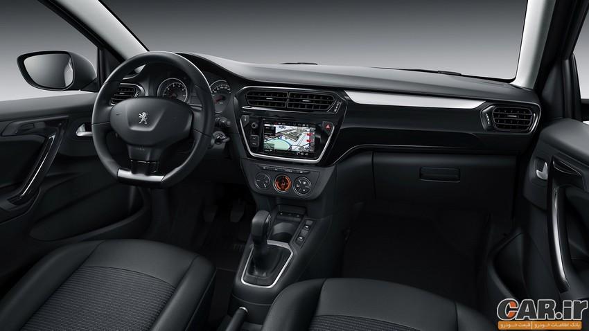 مشخصات فنی و امکانات پژو 301 محصول جدید شرکت ایران خودرو- پژو (ایکاپ)