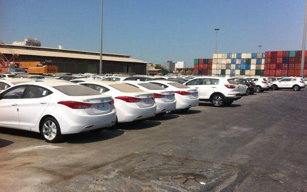 تهدید وزارت صنعت توسط واردکنندگان خودرو به ایران