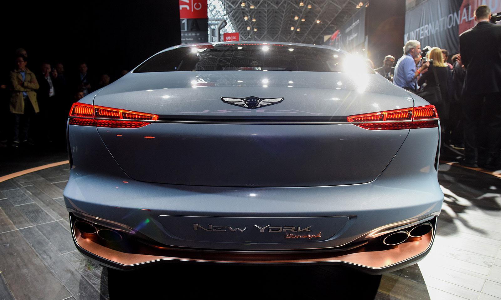 رونمایی از طرح های  جدید خودروهای برقی هیوندای