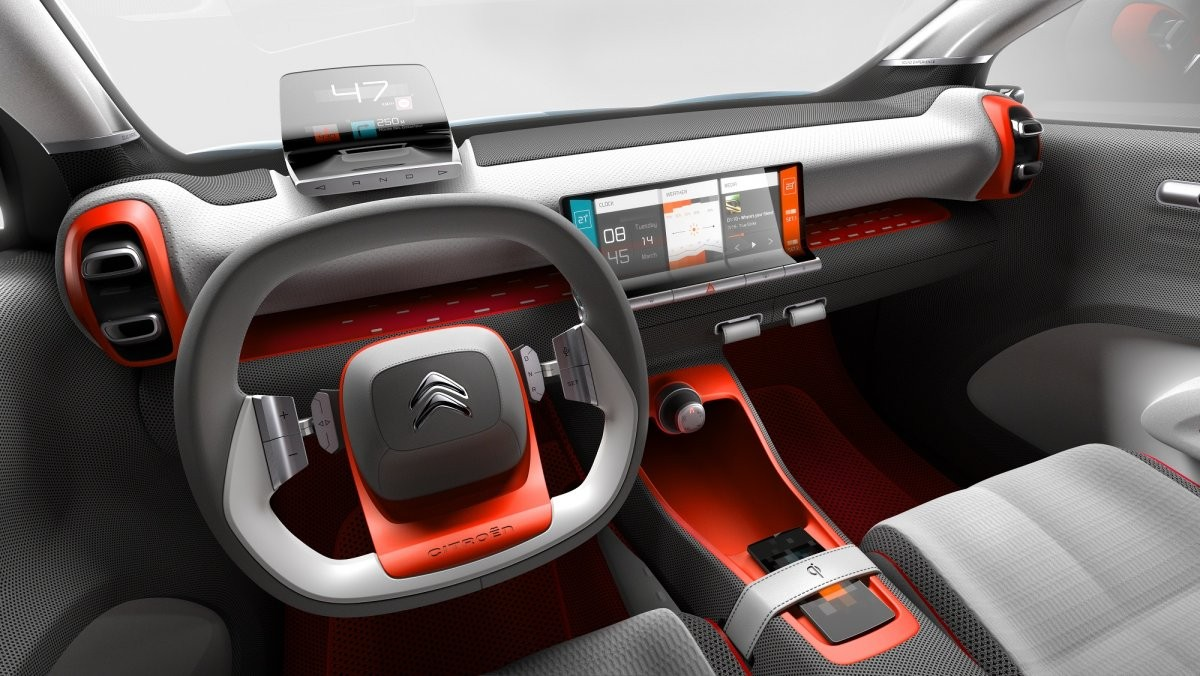 معرفی خودروهای مفهومی فوق مدرن سال 2017+ تصاویر