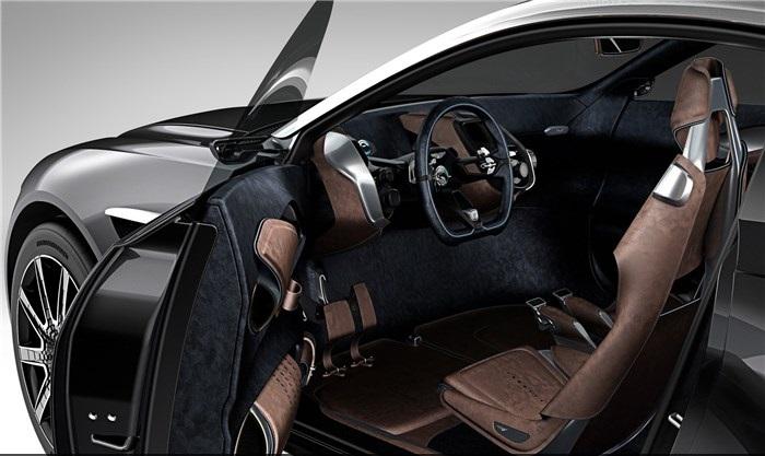معرفی اولین SUV استون مارتین ؛ خودرویی ۴ درب + تصاویر