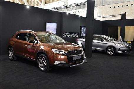 آغاز رقابت غولهای خودروسازی در نمایشگاه خودروی تبریز