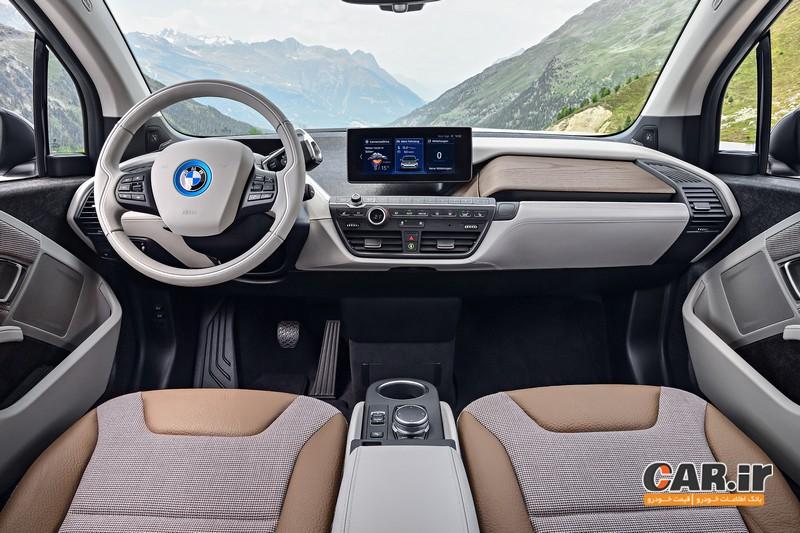 رونمایی از مدل جدید بی ام و i3 EV و i3s