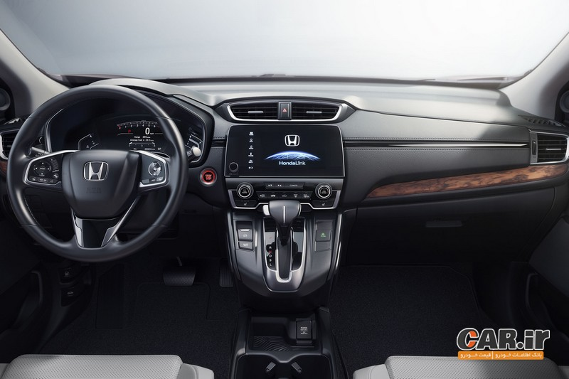 هوندا CR-V هیبرید 2018