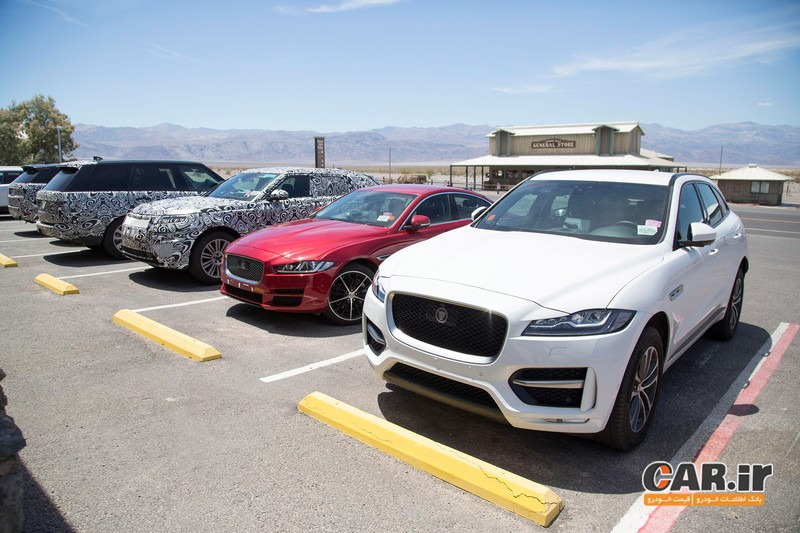 خودروهای جدید جگوار و لندروور از سال 2020 الکتریکی می شوند