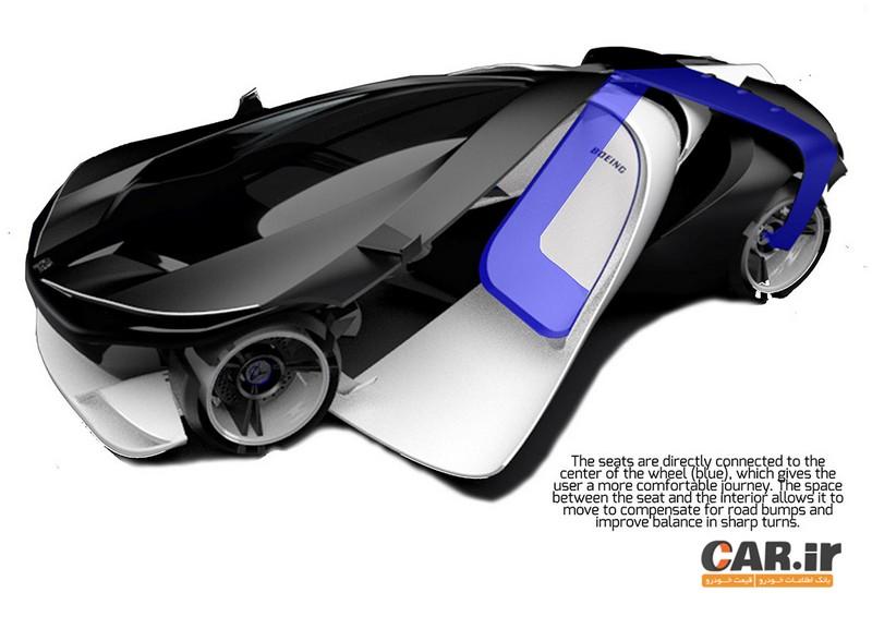 شرکت هواپیماسازی بوئینگ، خودرو می سازد