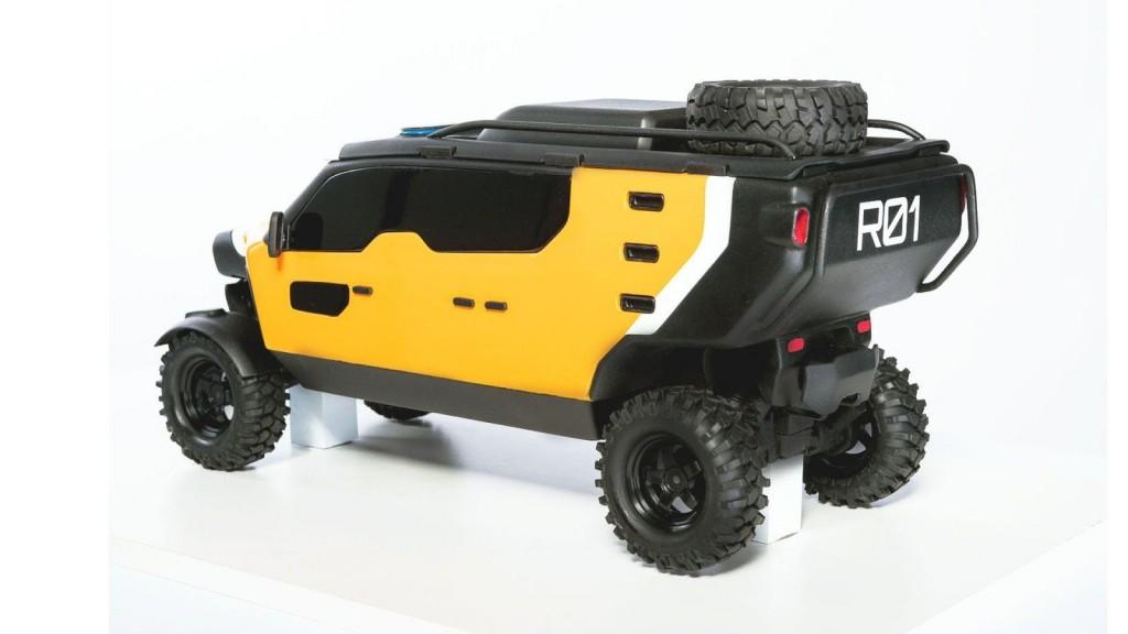 معرفی طرح شرکت لهستانی برای ساخت خودروی نجات