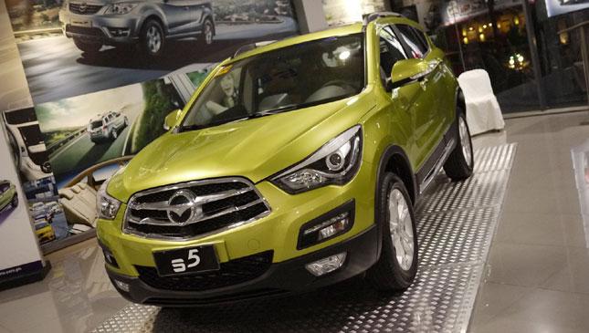 محصول جدید ایران خودرو ; هایما S5 توربو شارژ معرفی شد
