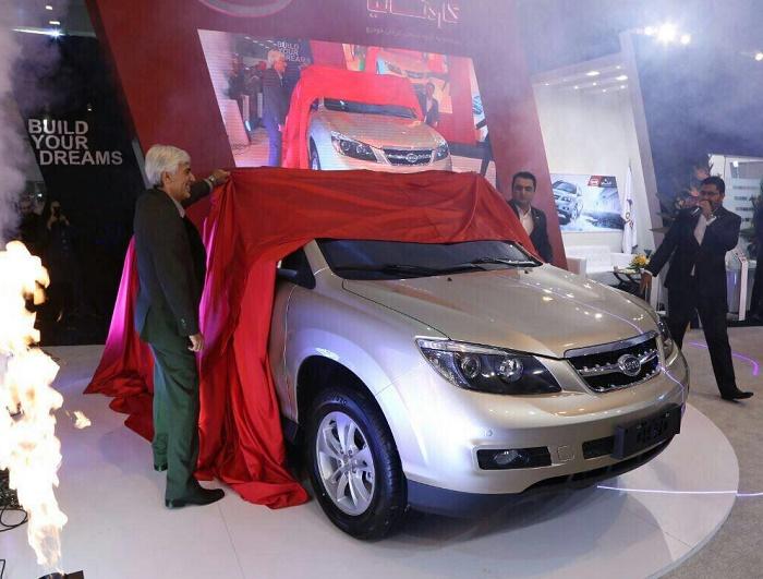 بررسی و مقایسه قیمت خودرو های چینی بازار ایران نسبت به کشور چین