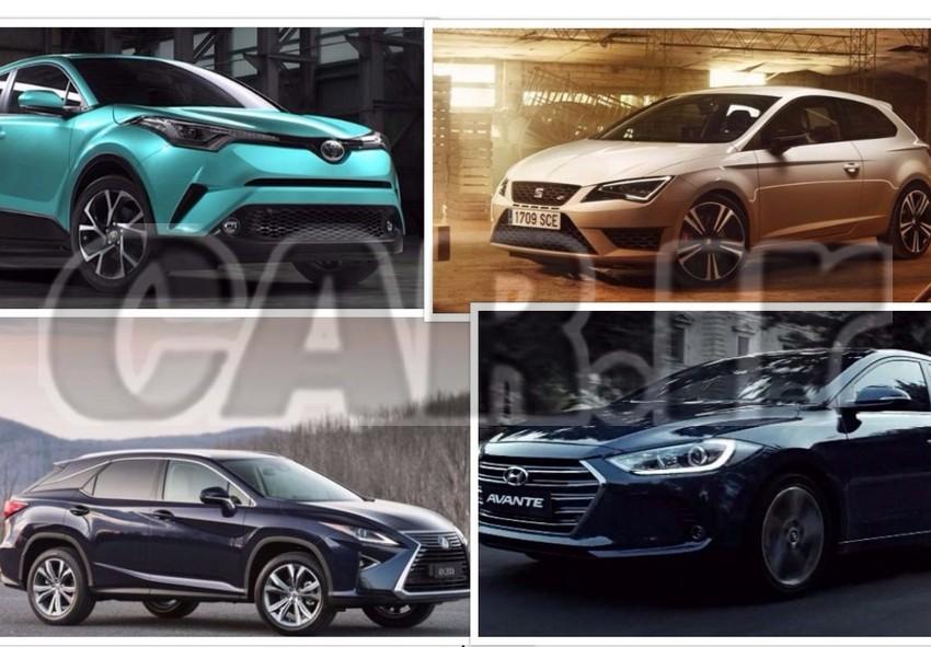 در حال حاظر نسبت به خرید این 7 خودرو اقدام نکنید