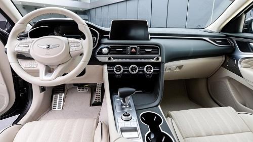 معرفی جنسیس G70 ؛ لوکس ترین خودروی کرهای