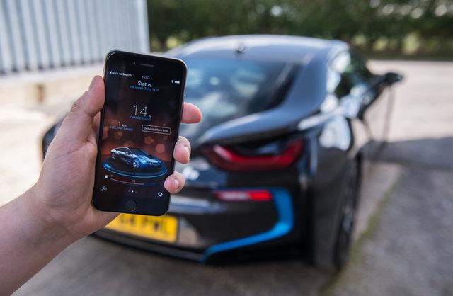 برنامههای گوشی همراه؛ جایگزینی برای سوئیچ خودروها؟