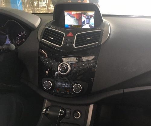 تصاویری از خودروی جدید ایران خودرو ؛ هایما S5 توربو