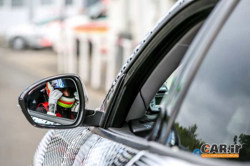 آلفارومئو استلویو رکورد جدیدی در Nurburgring ثبت کرد