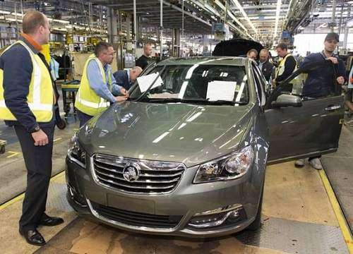 خودروسازی هلدن از زیر مجموعه جنرال موتورز آمریکا تعطیل شد