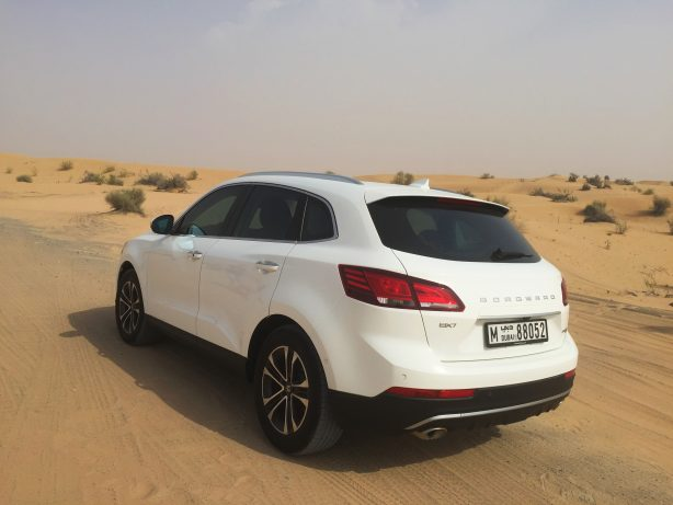 آزمایش فنی خودروساز آلمانی برای ورود به خاورمیانه + تصاویر