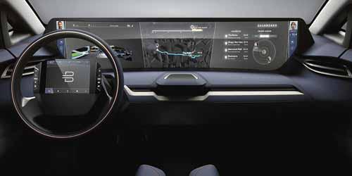 آشنایی با یک خودروساز چینی جدید با اهداف والا