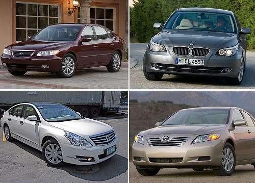 درحدود 100 تا 150 میلیون تومان چه گزینه هایی بین خودروهای کارکرده داریم ؟