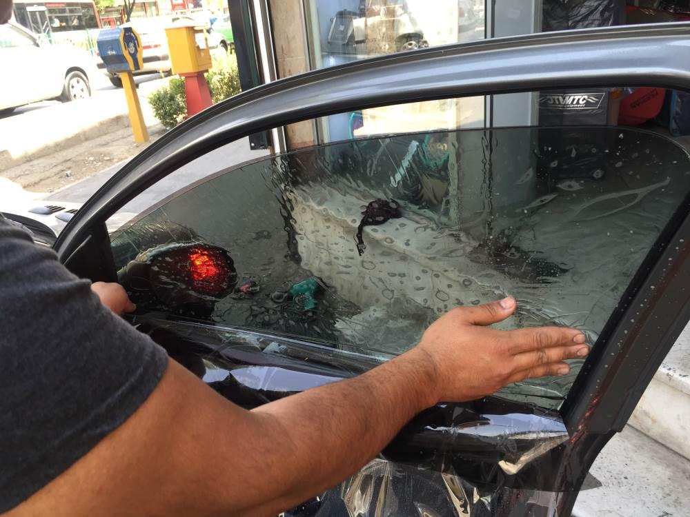 اعلام شرایط دودی کردن شیشه خودروها از نظر پلیس