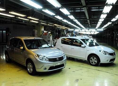 قیمت چند خودروی داخلی افزایش یافت  + جدول