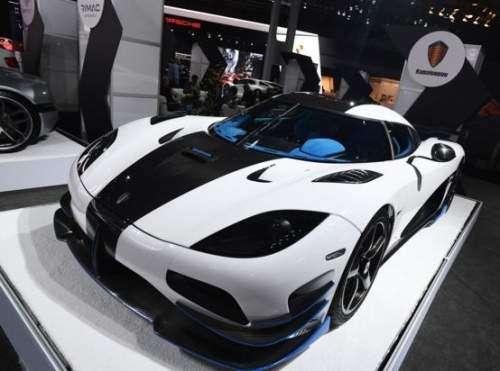 شکسته شدن رکورد سریعترین خودروی جهان
