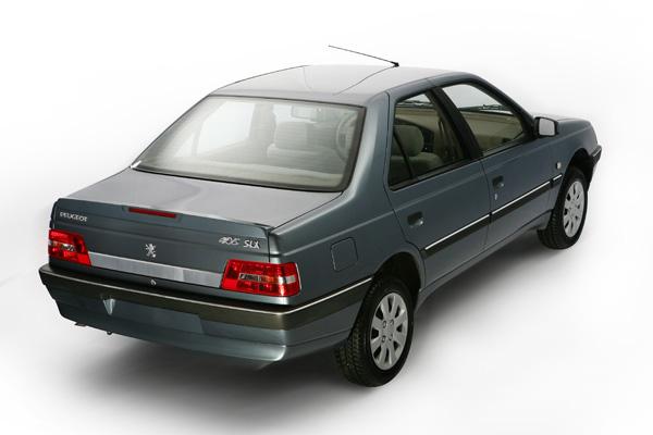 ایران خودرو به دنبال جایگزینی مناسب برای پژو 405 می باشد