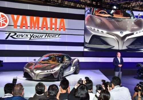 کمپانی یاماها به خودروسازی علاقه مند شده است