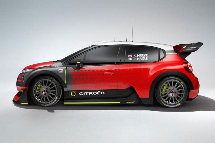 عزم سیتروئن در ارائه یک هاچ بک قدرتمند WRC