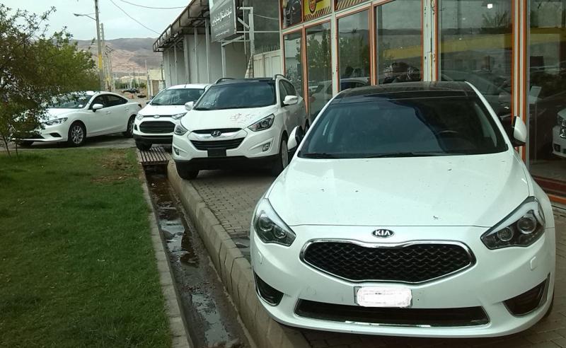 ریزش شدید تقاضا در بازار خودروهای وارداتی در بازار