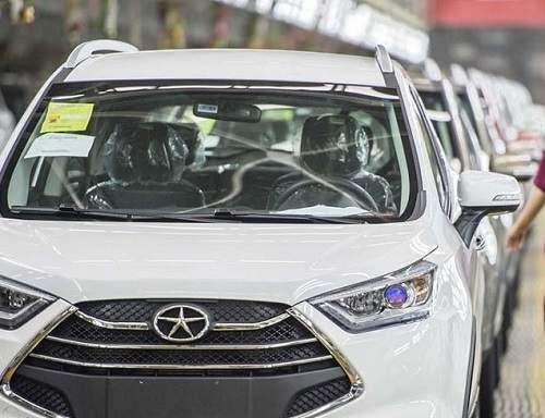 هشدار وزارت صنعت به خودروسازان چینی در ایران
