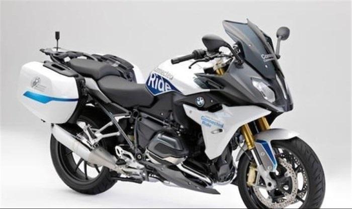 آشنایی با موتورسیکلت جدید ب ام و +عکس