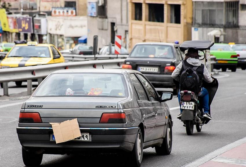 عوارض ورود به محدوده طرح ترافیک حذف شد