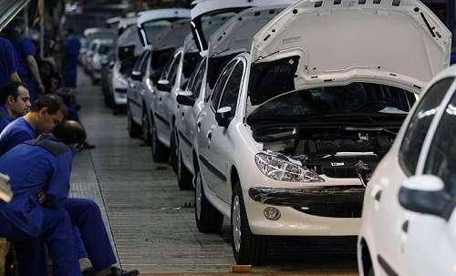 آمار روزانه تولید خودرو در ایران چقدر می باشد؟