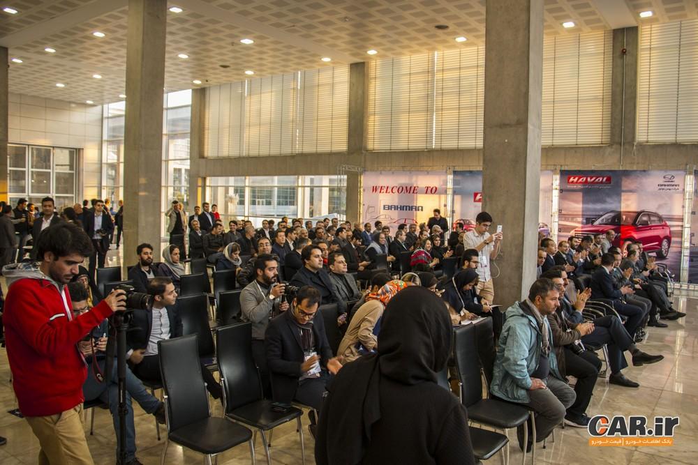 گروه بهمن ، نماینده جدید هاوال در ایران!