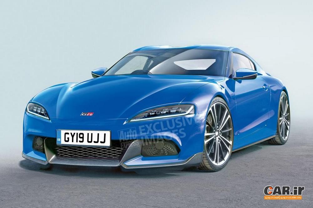 تویوتا سوپرا جدید در نمایشگاه خودرو ژنو به نمایش در می آید